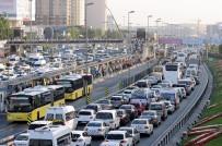 MEXICO CITY - İstanbul Trafiği En Yoğun İkinci Şehir Oldu