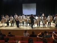 DOĞUM GÜNÜ - İzmit Belediyesi Ritim Grubu İstanbul'da Sahne Aldı