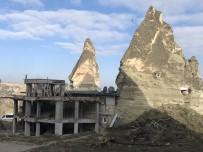 KÜLTÜR VE TURIZM BAKANLıĞı - Kapadokya'daki Otel İnşaatı Durduruldu