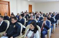 UYUŞTURUCUYLA MÜCADELE - Kars'ta Bağımlılıkla Mücadele Toplantısı Yapıldı