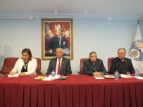 GÖKÇEÖREN - Kaş Belediye Meclisi Olağanüstü Toplandı
