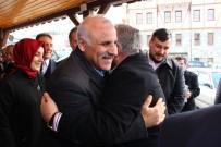Kaymakam Olarak Gittiği Hayrat'a 23 Yıl Sonra Bu Kez Büyükşehir Belediye Başkan Adayı Olarak Gitti