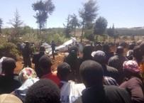 KENYA - Kenya'da Uçak Düştü Açıklaması 5 Ölü