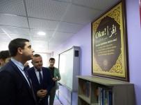 ALI ÖZDEMIR - Liseye Zenginleştirilmiş Kütüphane