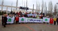 KAYNAR - Manisa'da Çevrecilerden JES'lere Marşlı Protesto
