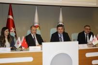 İŞBİRLİĞİ PROTOKOLÜ - Manisa TSO'da İhracatta Devlet Destekleri Anlatıldı