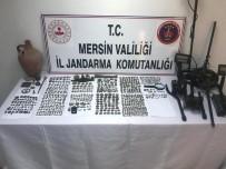 TARİHİ ESER KAÇAKÇILIĞI - Mersin'de Tarihi Eser Kaçakçılığı Operasyonu Açıklaması 6 Gözaltı