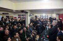 HAVAİ FİŞEK - Mevlüt Uysal Açıklaması '31 Mart Gecesinden Sonra Büyükçekmece AK Parti Hizmet Belediyeciliğiyle Tanışacak'