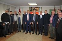 DEĞIRMENDERE - MHP'den Trabzonlu Sanayicilerin Yeni Sanayi Sitesi Projesine Tam Destek