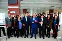 PEYAMİ BATTAL - Mimarlık Tasarım Fakültesi 2018-2019 Öğretim Yılı Sergisi Açıldı