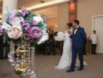 NİKAH SALONU - Nikah salonlarında Sevgililer Günü yoğunluğu