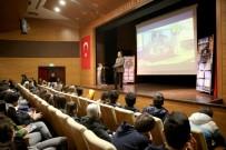 ROBOTLAR - Rektör Sabuncuoğlu'ndan Kolejlerde Seminer
