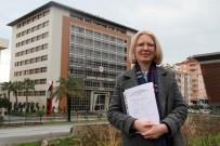 ANASTASİA - Rus Gelin Anastasia, Alanya Belediye Başkanlığına Resmen Aday Oldu