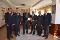 EMEKLİ ALBAY - TSK Vakfına Bağış Yapan Hayırsevere Madalya Verildi