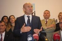 KıRKPıNAR - Tunç Soyer'den İYİ Parti İzmir'e Ziyaret