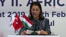 KÜRESELLEŞME - Türkiye-Macaristan İkinci Afrika İş Forumu