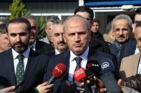 EURO - Ulaştırma Ve Altyapı Bakanı Turhan Açıklaması 'Artvin-Rize Havalimanı 2020 Yılı Sonunda Hizmet Girecek'