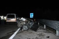 KADIR YıLMAZ - 1 Kişinin Öldüğü Kazada Sürücüye 1 Yıl 8 Ay Hapis Cezası