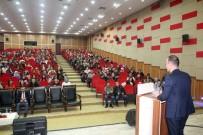 ÖĞRETMENLIK - Ağrı Milli Eğitim Müdürü Tekin Aday Öğretmenlerle Bir Araya Geldi