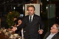ALINUR AKTAŞ - Aktaş Açıklaması 'Bursa'nın Tarihini Ve Tâlihini Değiştirmek İstiyorum'