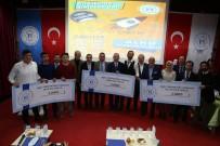 MEHMET ŞAHIN - ALKÜ'de Girişimciler Ödüllerini Aldı