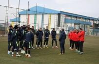 UŞAKSPOR - Amed Sportif Faaliyetler'de Uşak Maçı Hazırlıkları