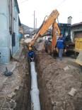 BORU HATTI - ASKİ, Yenipazar'da Yağmursuyu Hat Çalışması Gerçekleştirdi