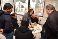 PSİKİYATRİ UZMANI - Avcı'dan Psikiyatri Hastalarına Destek