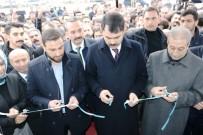 Bakan Kurum, Kayapınar İlçesinde Seçim Bürosunun Açılışını Yaptı