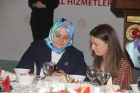TOPLU TAŞIMA - Bakan Selçuk, Engelli Ve Aileleri İle Buluştu