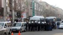 Bingöl'de Polis HDP'li Milletvekillerinin Yürüyüşüne İzin Vermedi