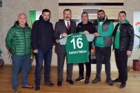 BURSASPOR - Bursaspor'un 'Narko Timsah' Teşekkürü