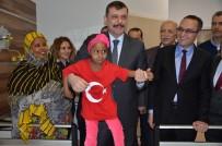 HITIT ÜNIVERSITESI - Cibutili Çocuklar, Türkiye'de Şifa Buldu