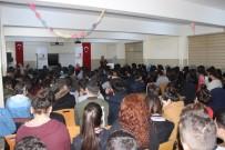 GÖZ HASTALIKLARI - Cizre'de Öğrencilere Yönelik Mesleki Kariyer Ve Meslek Tanıtım Programı Düzenlendi