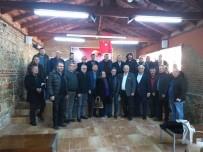 Edremit Ziraat Odası'nda Görev Dağılımı Yapıldı