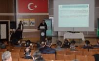 UYUŞTURUCUYLA MÜCADELE - Erzurum'da, Bağımlılıkla Mücadele Toplantısı