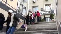 KıRGıZISTAN - Fuhuş Çetesinden Kurtarılan 22 Yabancı Uyruklu Kadın, Ülkelerine Geri Gönderilecek