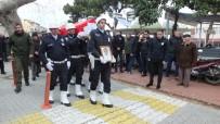 SARAYLAR - Genç Polis Meslektaşlarının Omuzlarında Toprağa Verildi