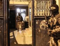 Adana'da terör örgütü PKK'ya şafak baskını: 24 gözaltı