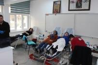 İNTERNET SİTESİ - Halk Eğitim Merkezinden Kan Bağışı