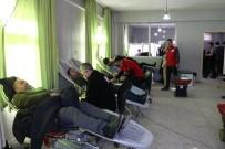 Hizan'da Kan Bağışına Yoğun İlgi