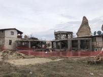 KÜLTÜR VE TURIZM BAKANLıĞı - Kapadokya'da O Otel İnşaatı Yıkılıyor