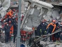 Kartal'da çöken bina ile ilgili 3 kişi gözaltına alındı