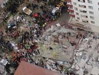 Kartal'da çöken binayla ilgili 2 tutuklama talebi