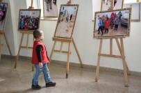 Küçük Çocuk, Azez'deki Yaşıtlarını Görünce Bakakaldı