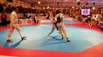 KUŞADASI BELEDİYESİ - Kuşadası Belediyespor'dan Taekwondoda Gümüş Madalya