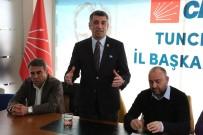 Milletvekili Erol, 'Tunceli'yi Bir Çekim Merkezi Yapabiliriz'