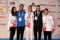 Milli Taekwondocu Livanur Üçüncü Oldu