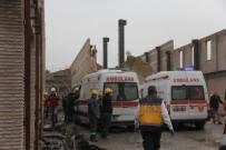 Müze İnşaatında Duvar Çöktü Açıklaması 7 Yaralı