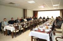 Rehber Öğretmenlerle 'Meslek Tanıtım Günleri' İstişare Toplantısı